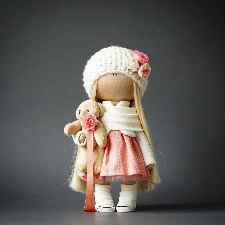 Захватывающие сведения о русской тряпичной кукле