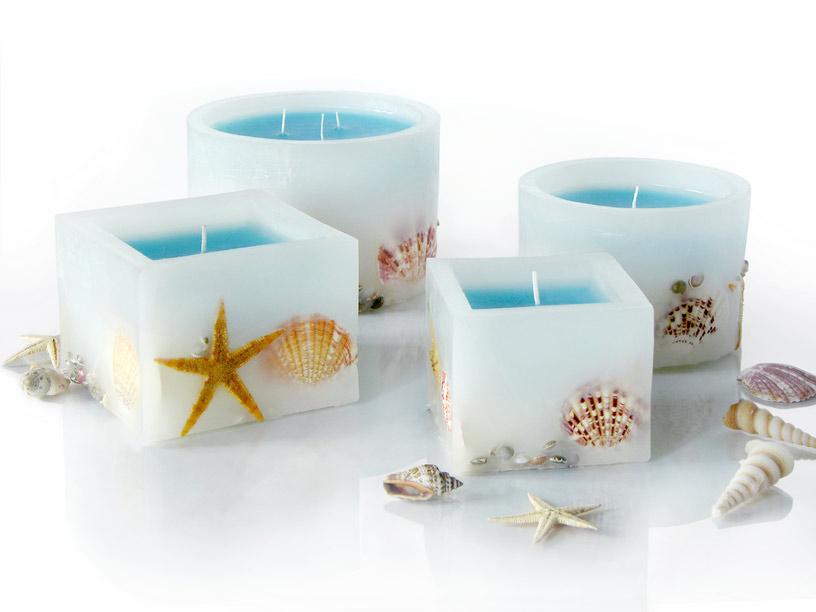 Декор свечей – хобби и украшение интерьера