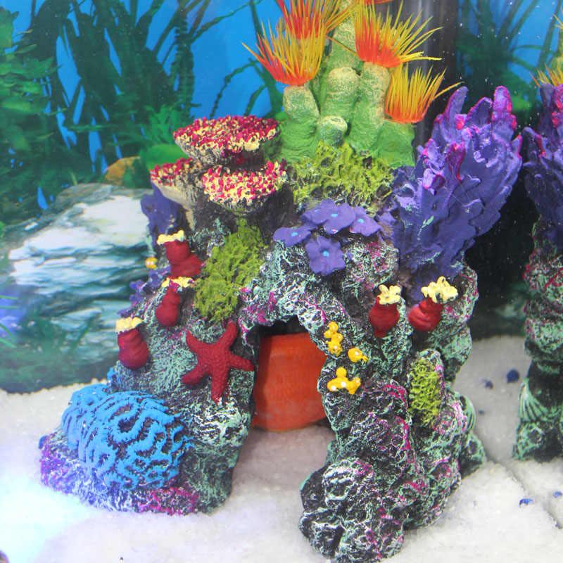 Рукотворные кораллы из горячего клея и проволоки: мастер-класс - модный интерьер