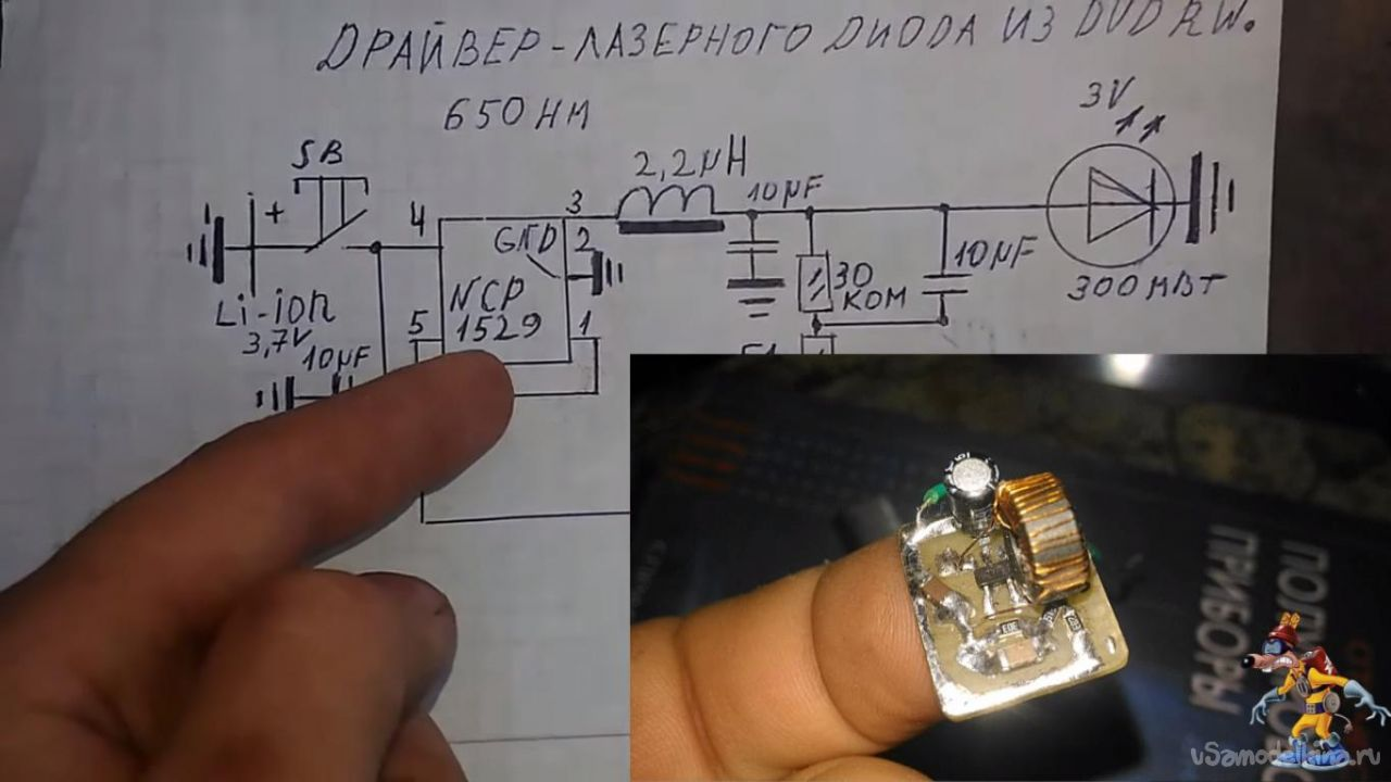 Лазер из dvd-привода: как сделать своими руками, список инструментов, инструкция по разбору дисковода