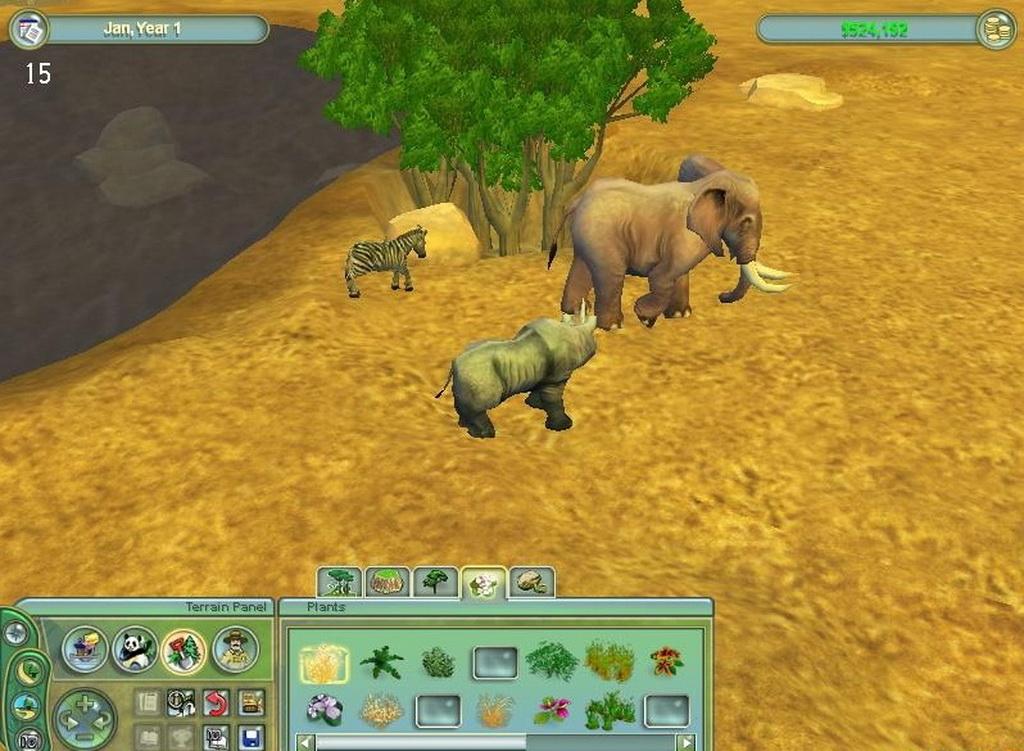 Сюжетно-ролевая игра «зоопарк» в старшей группе