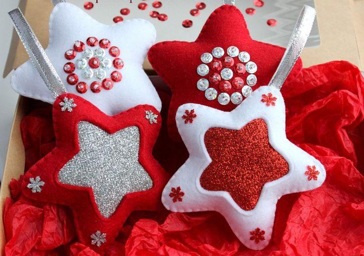 Рождественские звезды | страна мастеров