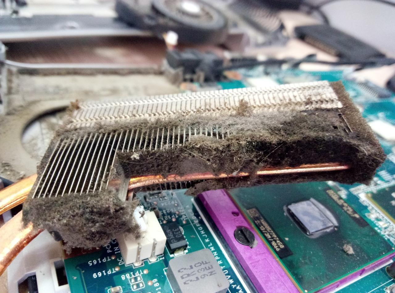 Как почистить ноутбук от пыли: в домашних условиях, самостоятельно