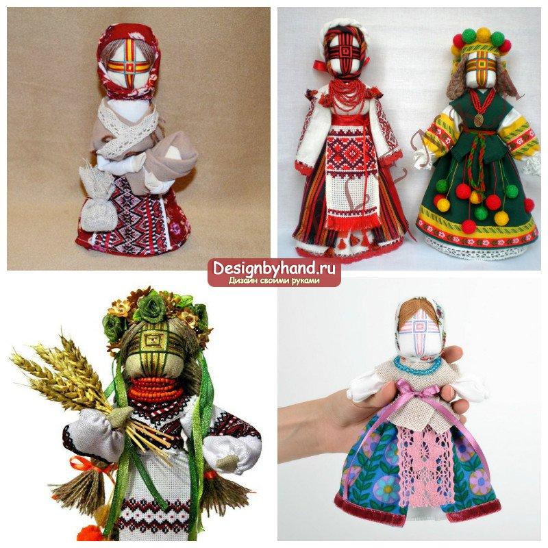 Кукла из ниток своими руками: мастер-класс, технология работы и описание с фото
