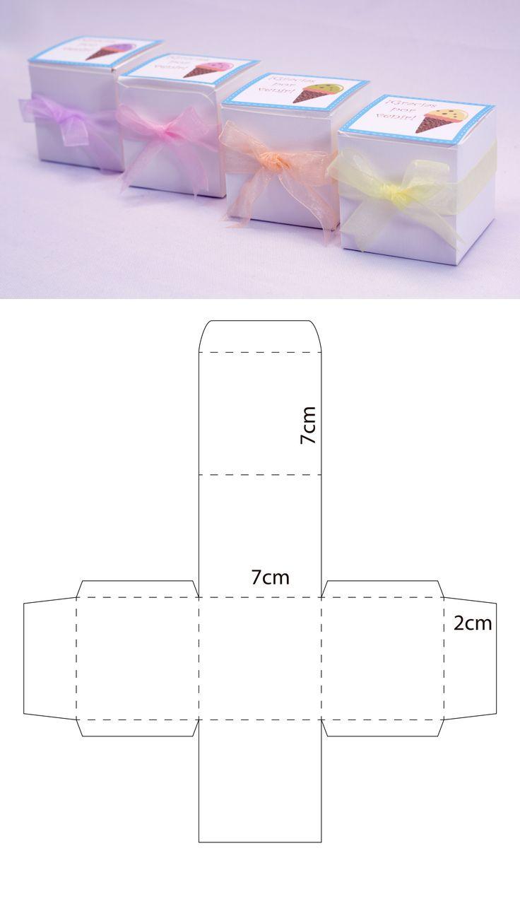 Как сделать коробку для подарка? подарочные коробки своими руками