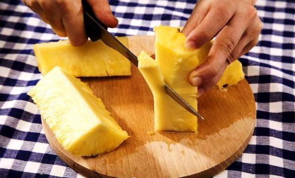9 способов, как чистить и резать ананас в домашних условиях