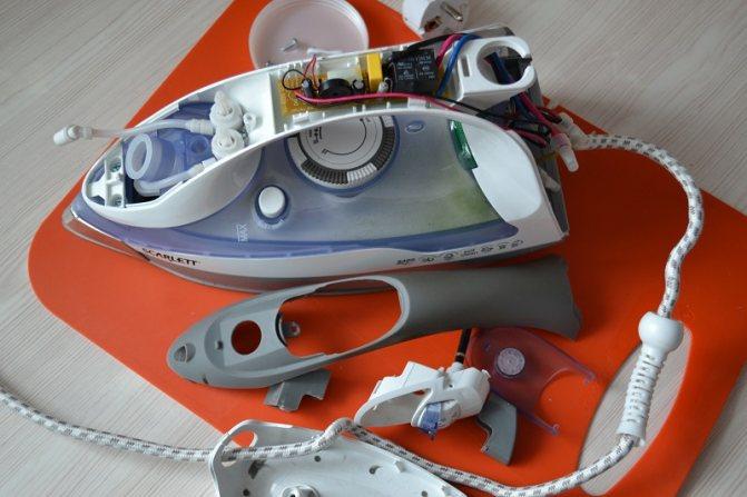 Как разобрать утюг фея – ремонт утюга своими руками: как разобрать и починить — интернет-магазин инструмента. — yato-tools.ru. электротовары и инструмент.