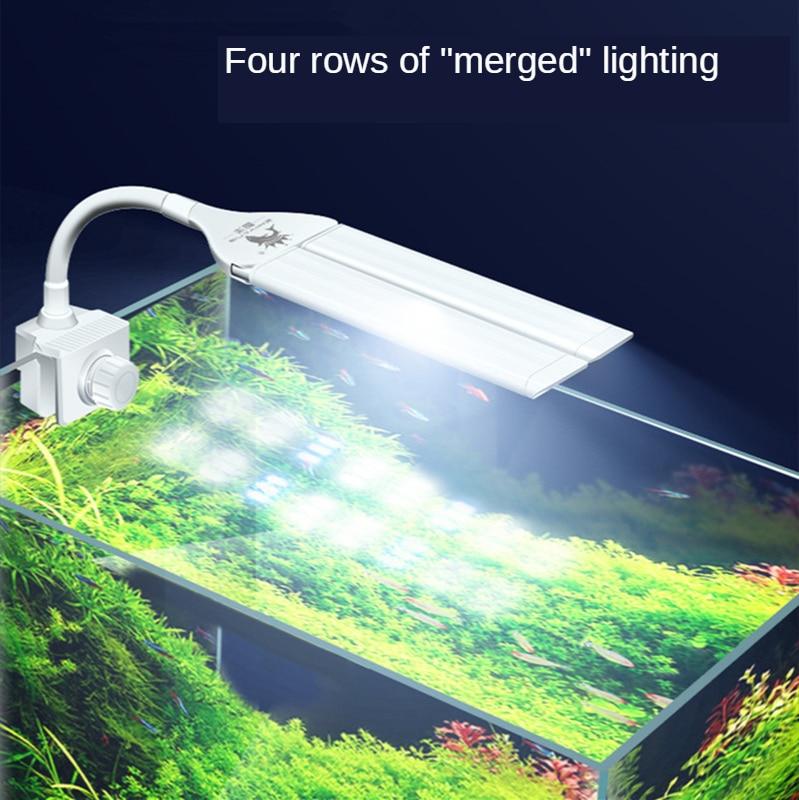 Как сделать подсветку аквариума