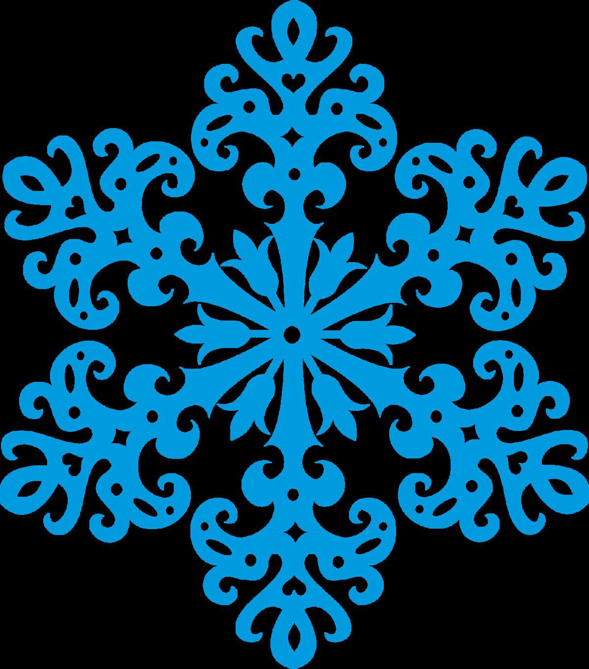 Вырезаем красивые снежинки из бумаги своими руками