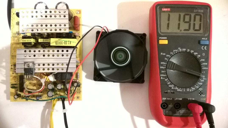 Пошаговая сборка зарядного устройства из бп компьютера для автомобильного аккумулятора