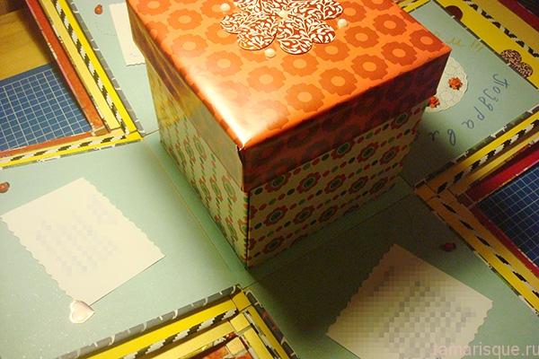 Баночка, коробка, книжка «100 причин, почему я люблю тебя» на 14 февраля своими руками