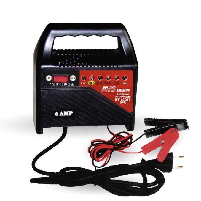Устройства дляподзарядки аккумуляторов: компенсация разрядки
