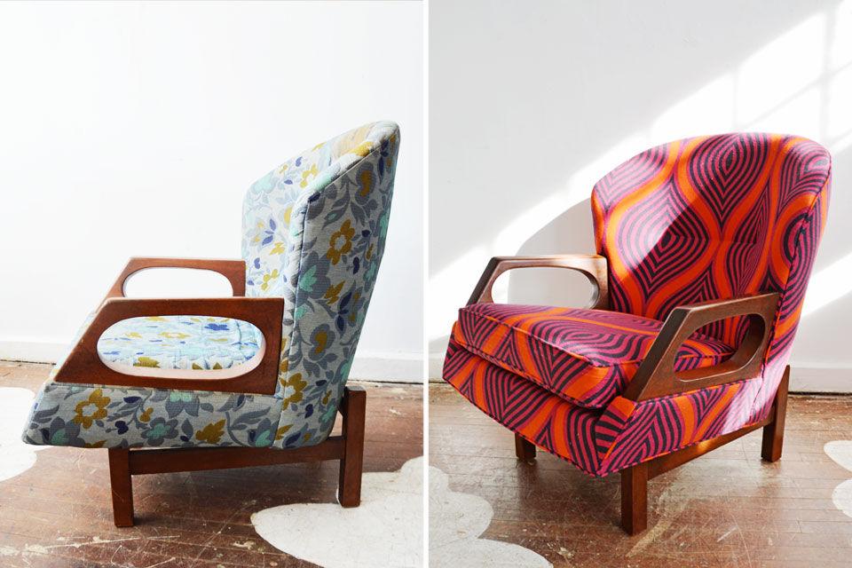 Реставрация кресла: как отреставрировать старое мягкое кресло своими руками? обновление и переделка мебели 60-х годов