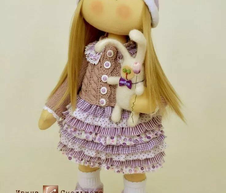 . мои куклы большеножки
