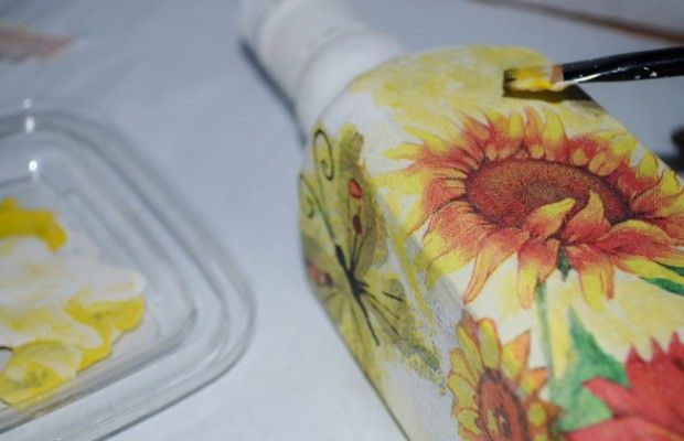 Поделки из салфеток: пошаговый мастер-класс изготовления стильных поделок (105 фото)
