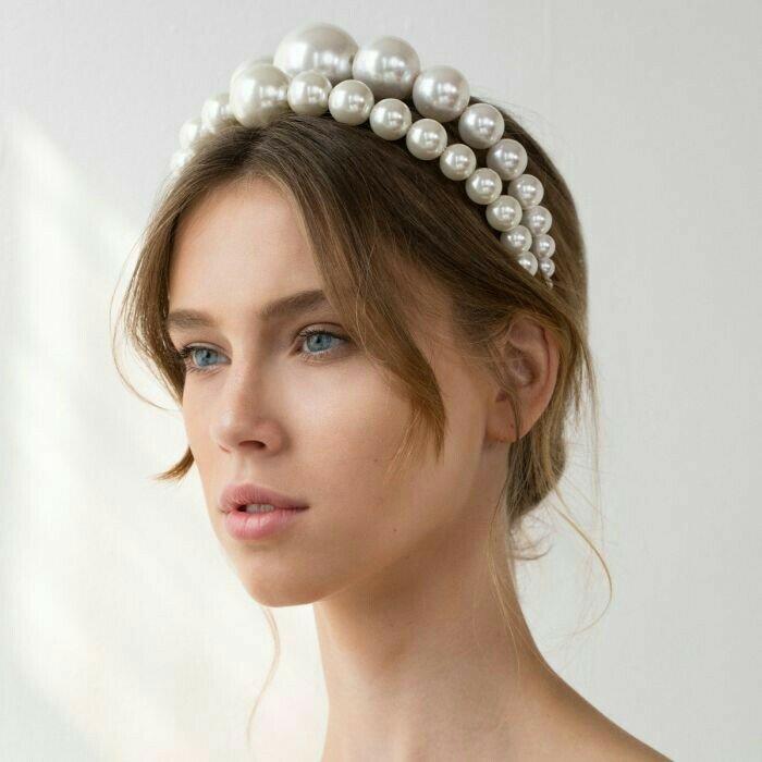 Красивые ободки для волос – модный аксессуар 2019-2020