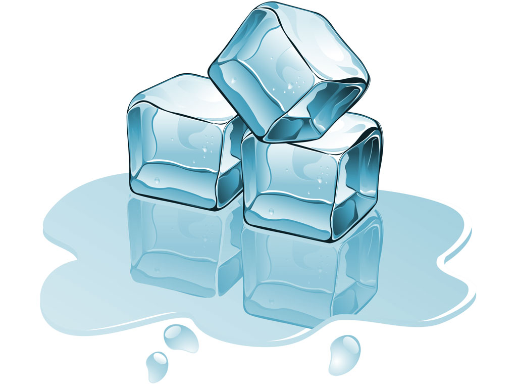 Как быстро превратить воду в кубики льда - лайфхакер