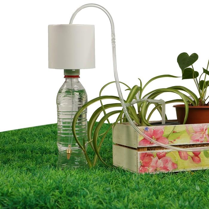 Автополив комнатных растений: как сделать автоматическое устройство своими руками, капельный полив домашних цветов в горшках, варианты готовых систем