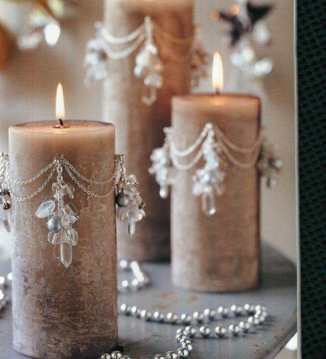 Декупаж свечей своими руками: мастер-класс с пошаговыми фото   азбука декупажа