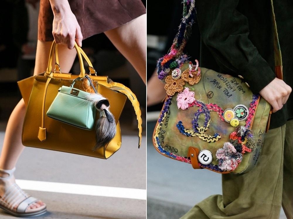 Самые модные маленькие сумочки этого года
