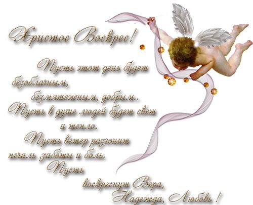 Красивые стихи и поздравления на пасху для детей и взрослых
