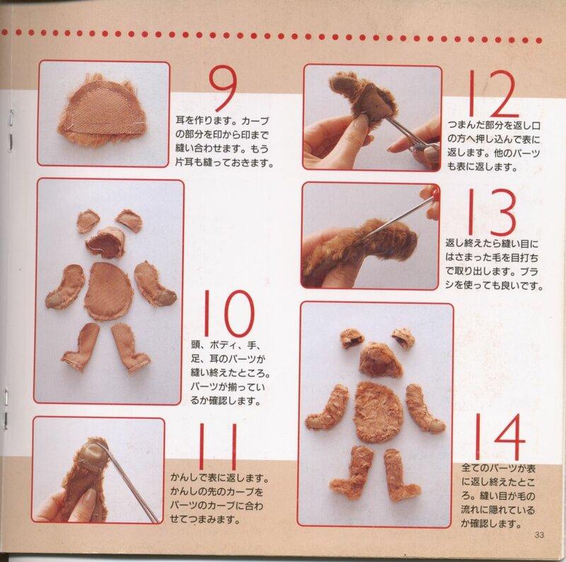 Как сшить мягкого медведя своими руками – мастер-класс для начинающих. выкройка медведя: мягкие игрушки из ткани своими руками