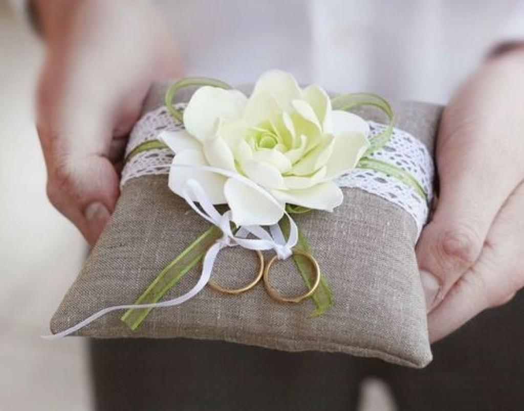 Альтернатива подушечке для колец - идеи и варианты замены с фото