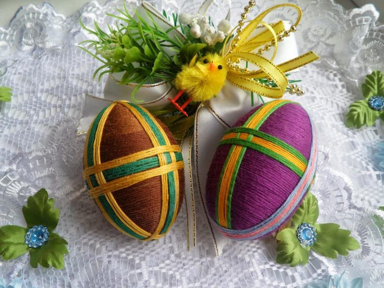 Пасхальное яйцо своими руками - 11 мастер классов