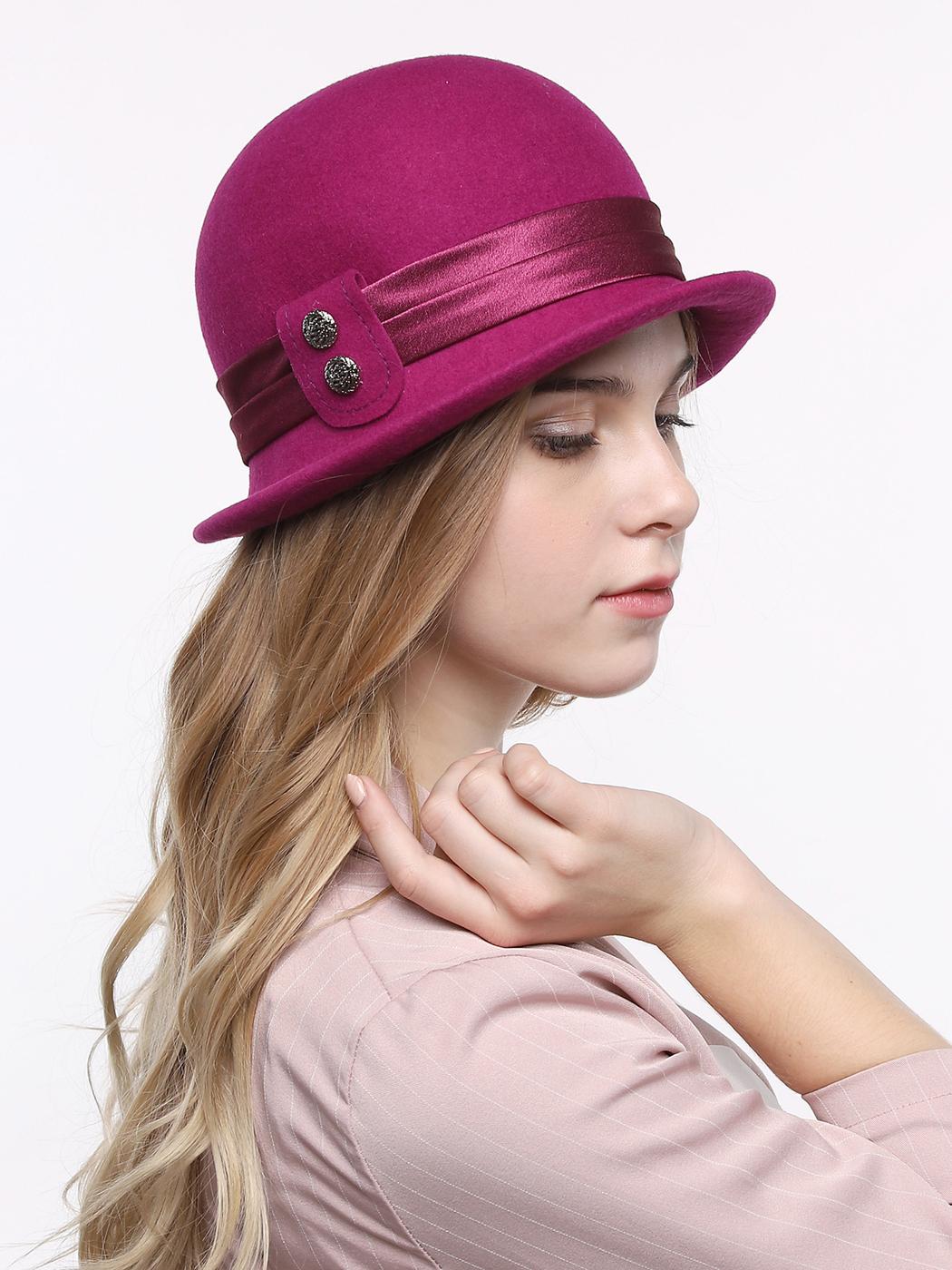 Шляпа из фетра своими руками: выбор материалов, выполнение выкройки, особенности сборки, фото