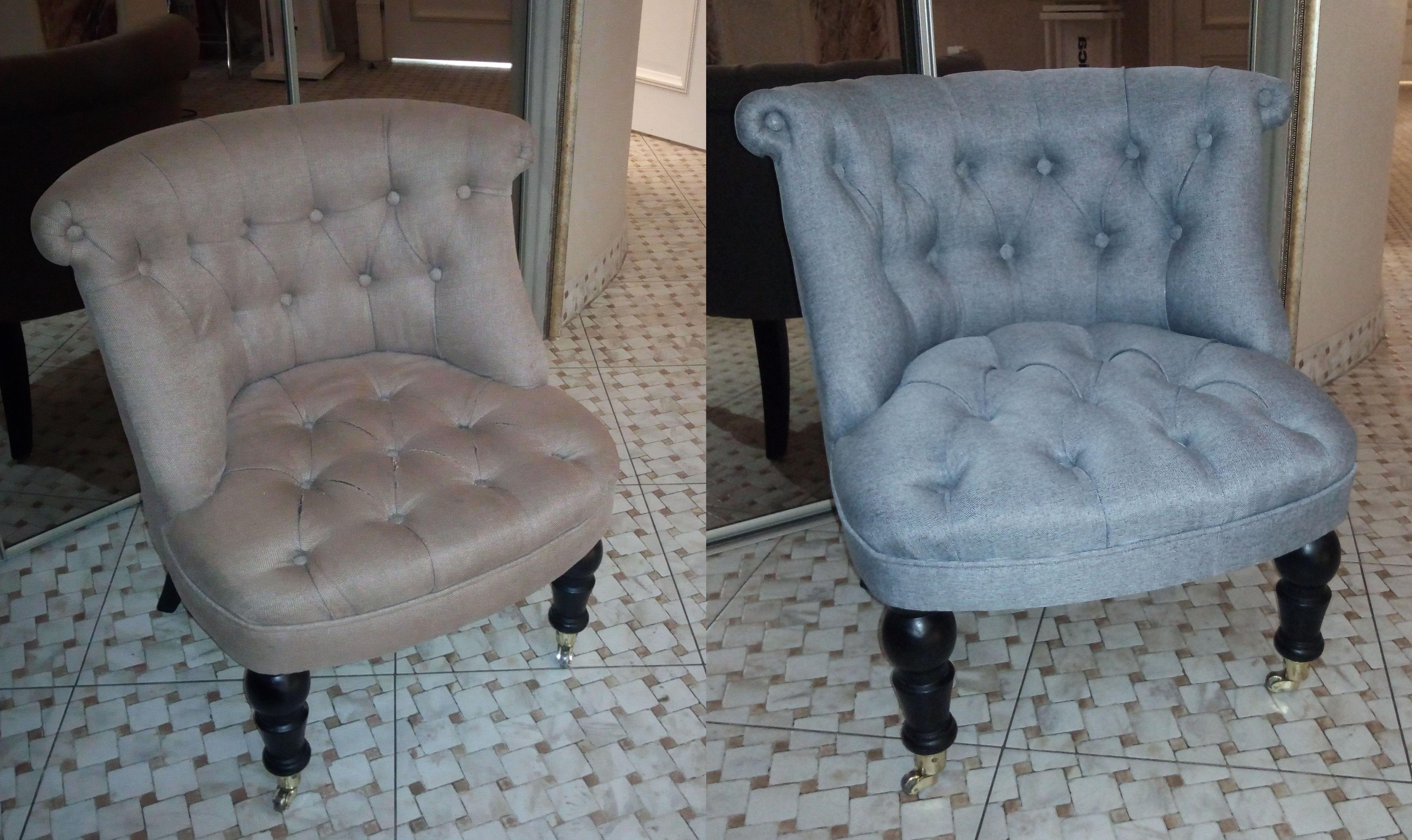 Реставрация кресла: полезные советы