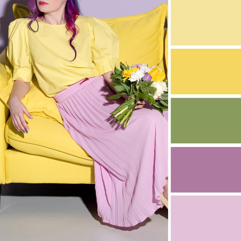 Необычные однолетники с фиолетовыми, зелеными, лимонными и пурпурными цветками | в цветнике (огород.ru)