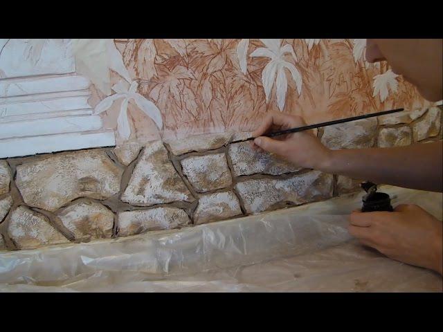 Искусственный гранит своими руками из бетона. литьевой мрамор своими руками — полная инструкция и проверенные смеси. имитируем мрамор: материалы и инструменты