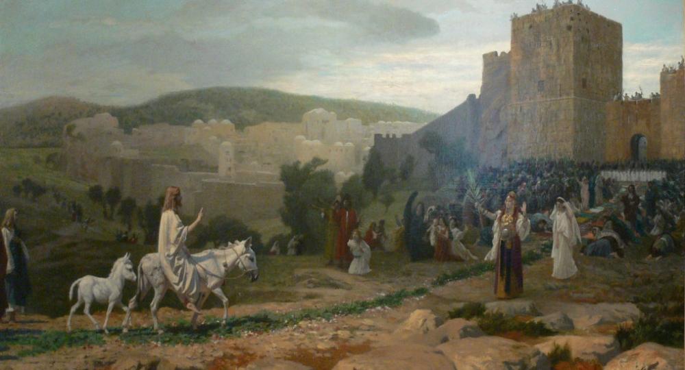 Вход господень в иерусалим или вербное воскресенье 21 апреля, является одним из самых важных церковных праздников для всех православных христиан