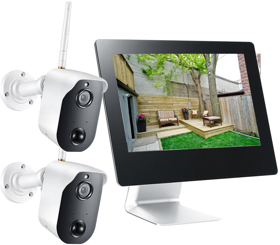 Как за 5 минут организовать видеонаблюдение через интернет за своим домом и офисом?