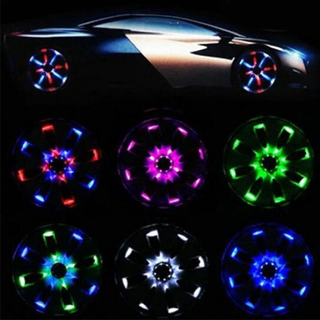 ᐉ подсветка колесных дисков - своими руками -