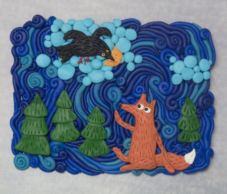 Основы рисования пластилином для детей и взрослых