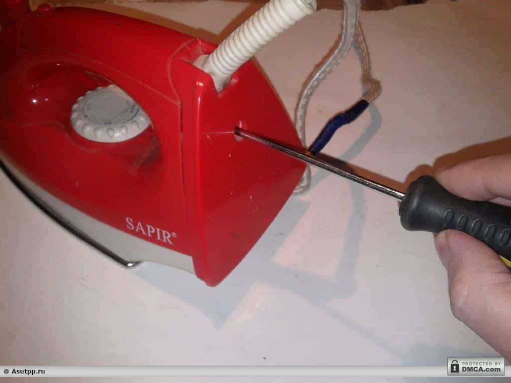 Не работает утюг: что делать, как отремонтировать