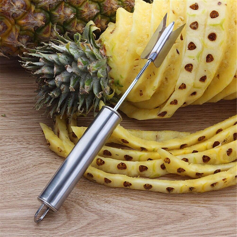 Как почистить ананас в домашних условиях. как быстро снять кожуру с ананаса. критерии выбора спелого ананаса. способы очистки экзотического фрукта от кожуры.