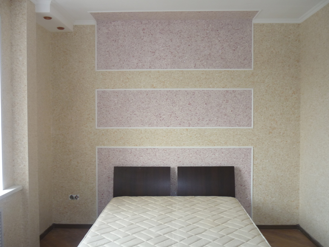 Жидкие обои для стен: 55 фото дизайна в интерьере квартир