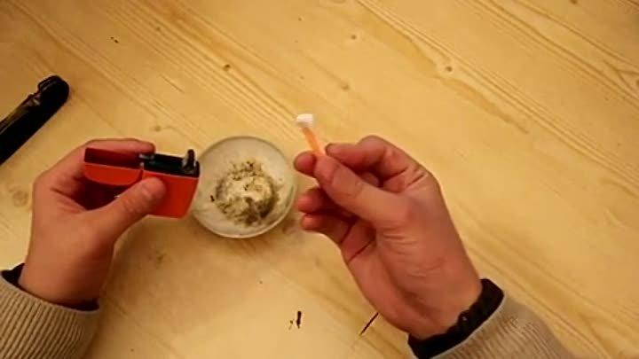 Как разжечь огонь: 10 необычных способов