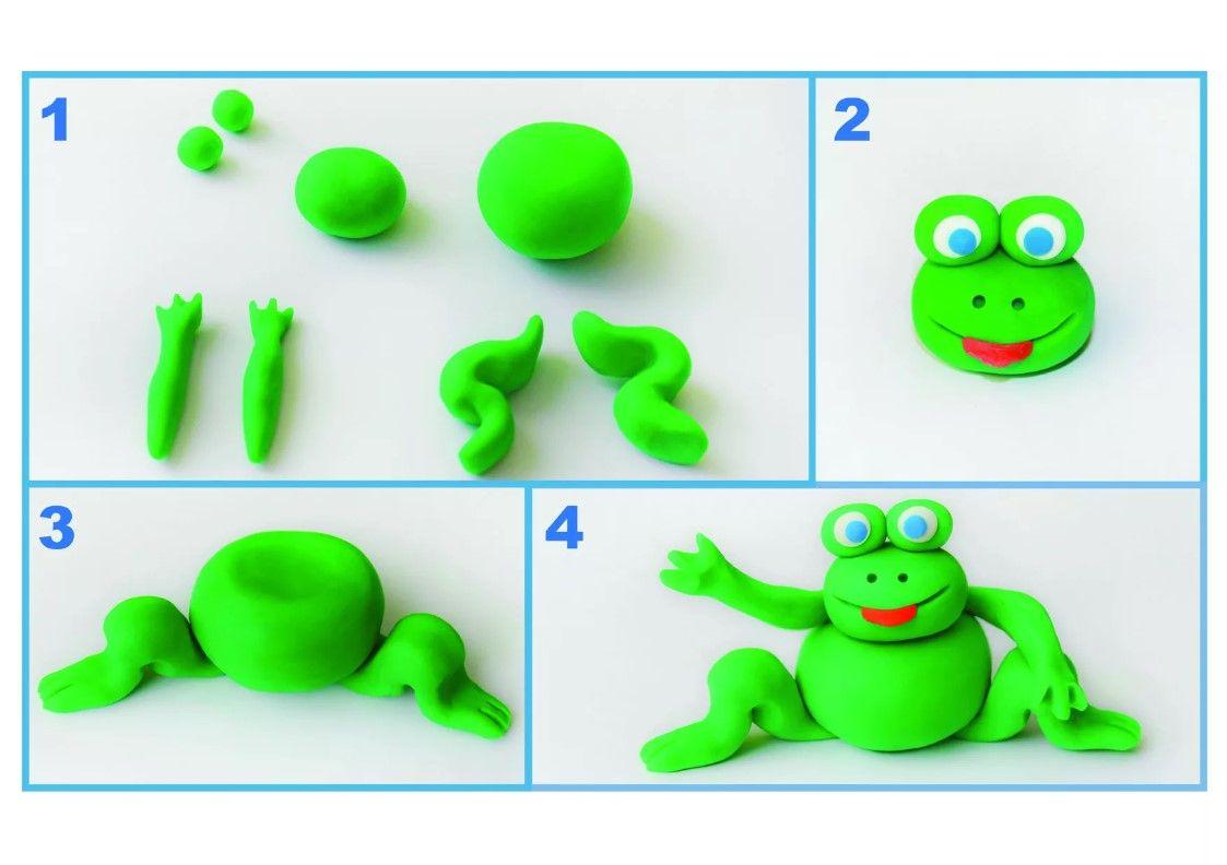 Как сделать пластилин в домашних условиях: умный, плей и магнитный