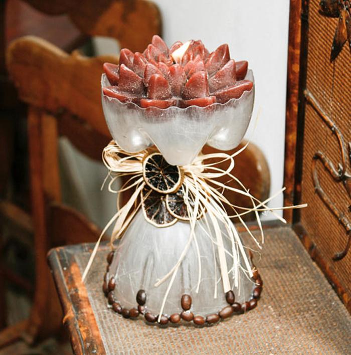 Декор предметов новая жизнь старой вазы краска