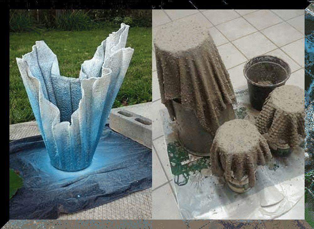 Красивый садовый декор, фигуры и скульптуры из бетона своими руками: как сделать их быстро и просто