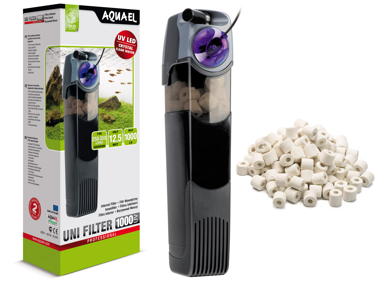 Фильтр для маленького аквариума (мини, нано): внутренний или внешний, самые лучшие модели для объема на 5, 7, 10, 15, 20, 25, 30 литров
