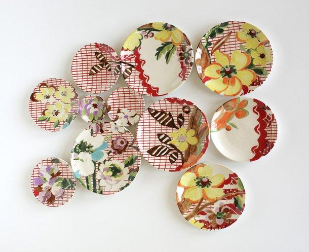 Картина панно рисунок 8 марта декупаж декупаж на одноразовых тарелках мой опыт краска салфетки тарелки одноразовые