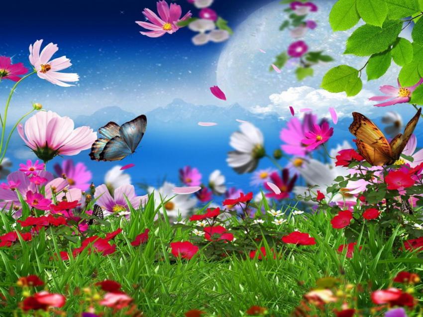 Декор предметов декупаж роспись цветочная полянка банки стеклянные краска салфетки
