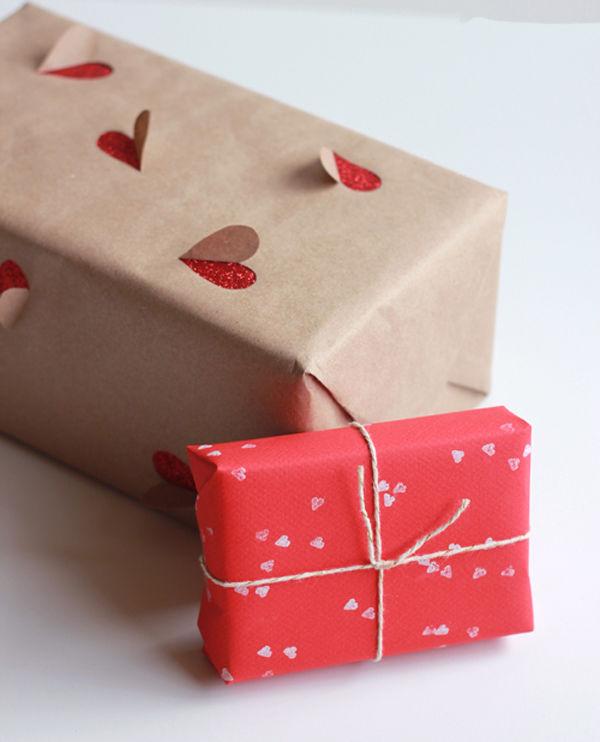 Подарочная коробка своими руками: пошаговая инструкция
