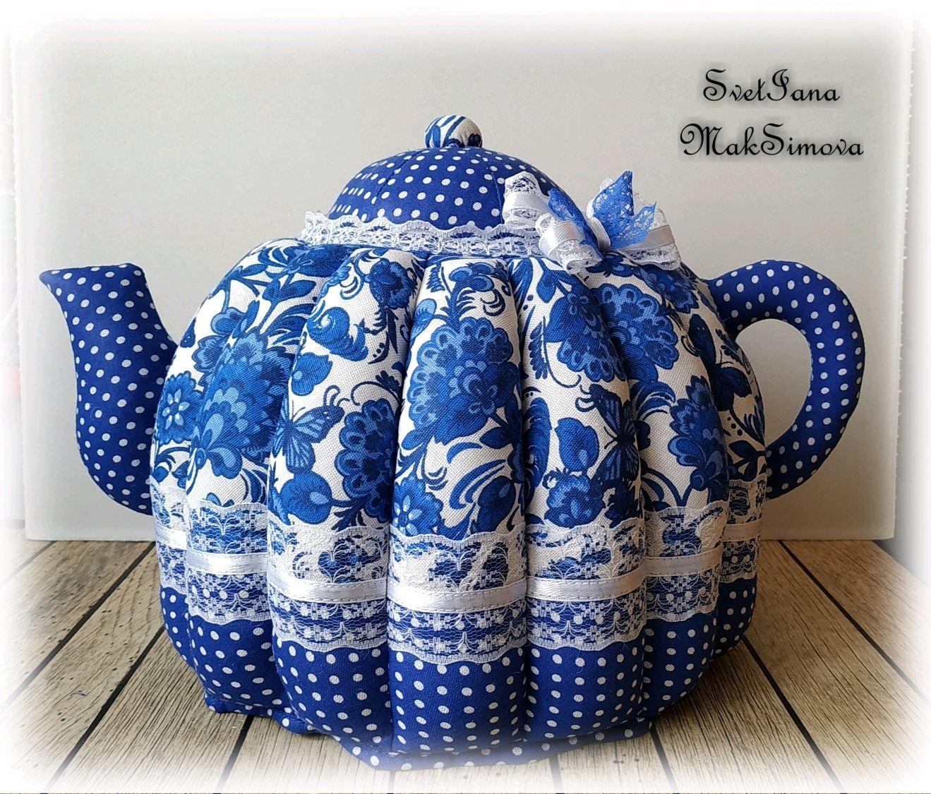 Схемы сшитых грелок на чайник. шьем необычные грелки для чайников своими руками