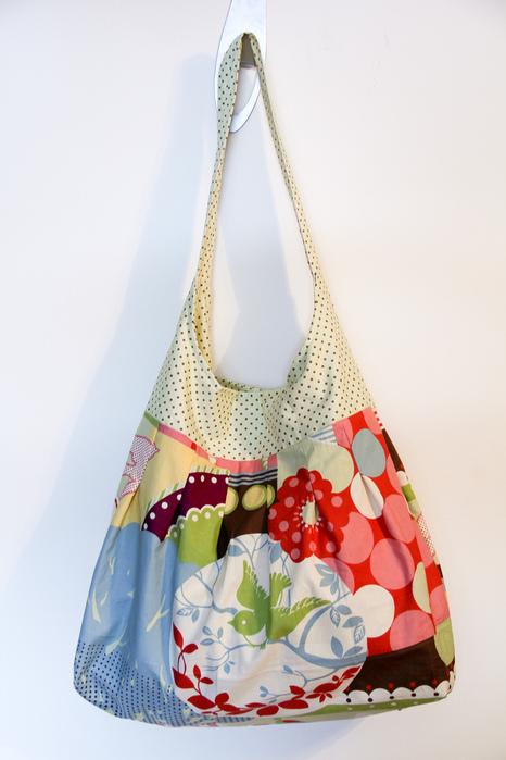 Необычная летняя сумочка