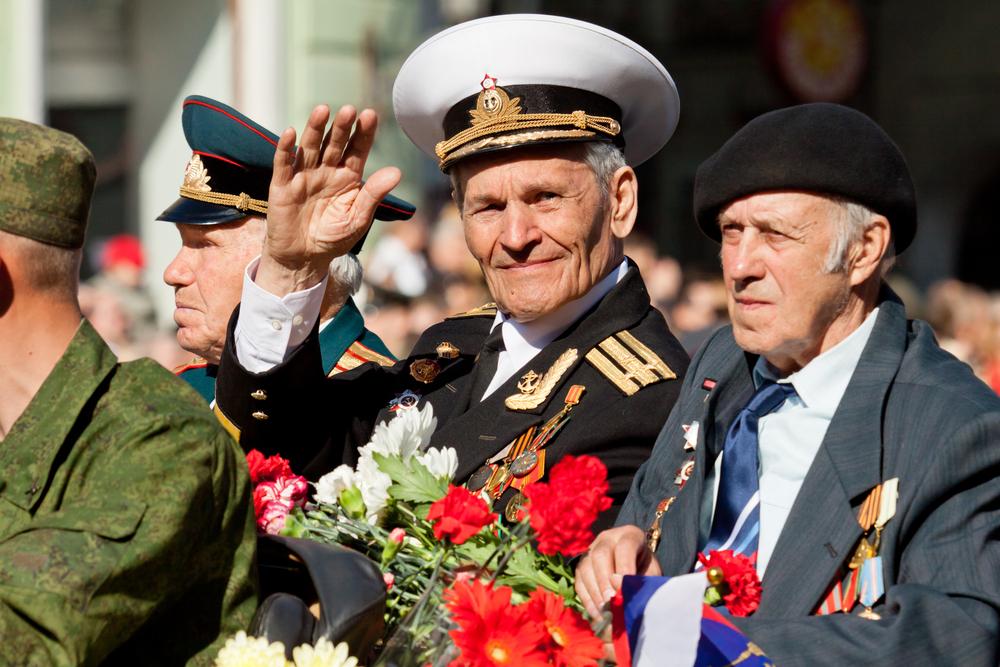 Поздравления с 9 мая 2021 ветеранам в прозе